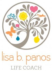 Lisa Panos - Logo