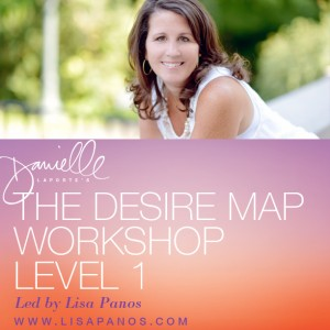 Desire Map Level 1 Workshop - Lisa Panos